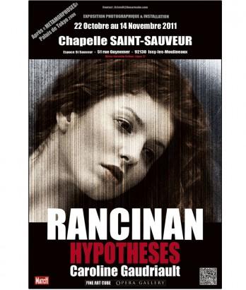 Affiche Hypothèses - Chapelle Saint-Sauveur  - 2011