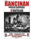 Affiche Chaos - Riots  - Danubiana Museum - 2013