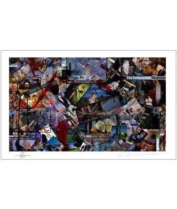 Édition - Fresque King - 2009