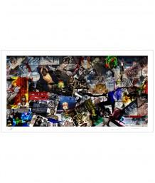 Édition - Fresque III - 2011
