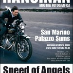 "Affiche SAN MARINO PALAZZO SUMS ""Speed of Angels"""